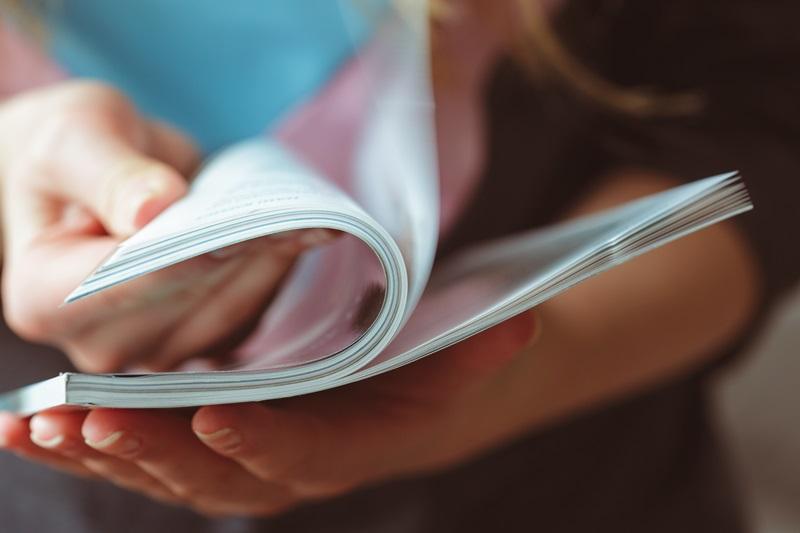 Gut gemachte Druckmedien sind bezüglich ihrer Lebensdauer im Vorteil: Sie werden aufgehoben, erneut angeschaut und weitergegeben.